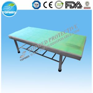 Medical Custom PE Coated Paper Bed Sheet Roll Ce ISO pictures & photos