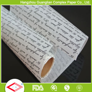 Custom Supply Double-Sided Silicone Baking Paper Roll for Oven Cooking pictures & photos