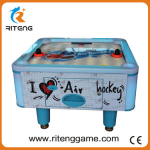 4 Players Square Air Hockey Coin Operated Air Hockey pictures & photos