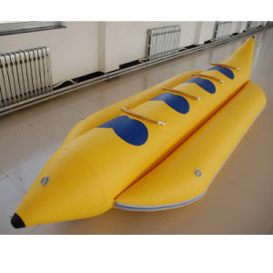 High Speed Inflatable Banana Speedboat pictures & photos