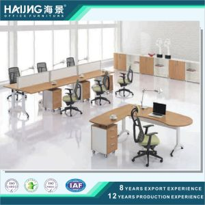 One-Step Office Furniture Solution Luxury Presidential Manager Desk pictures & photos