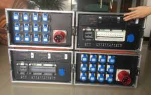 12 Channels Lighting Power Supply Switch Box pictures & photos