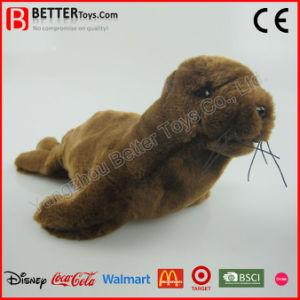 Realistic Stuffed Plush Aniaml Sea Lion Toy pictures & photos