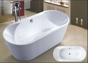 1700mm Ellipse Modern Hot Tub (AT-6107) pictures & photos