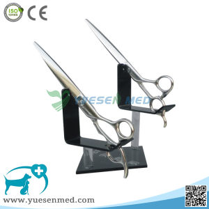 Vet Clinic Medical Veterinary Grooming Scissor pictures & photos