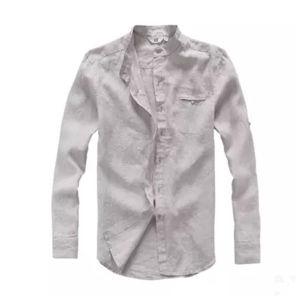 100% Ramie Fabric, 21s Shirt Garment Fabric pictures & photos