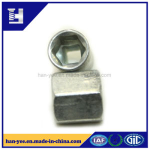 Metal Custom-Made Hex/Round Pin Rivet Fastener pictures & photos