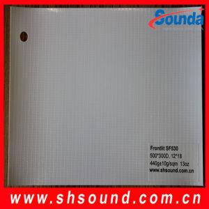 Hot PVC Fontlit Flex Banner pictures & photos