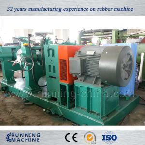 Two Roll Mixing Mill Machine for EPDM Production pictures & photos