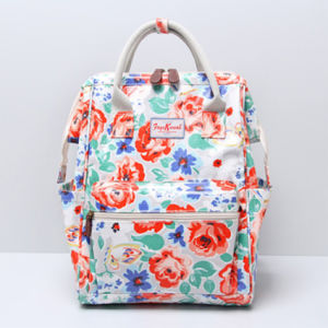 Large Size Floral Patterns School Backpack (99239-19) pictures & photos