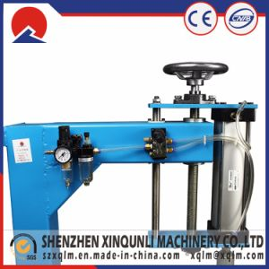 Customized Circle Wrapping Chair Upholstery Machine pictures & photos