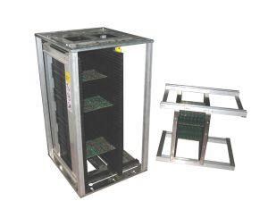 Normal temperature ESD Antistatic PCB SMT 460 Magazine Rack 60c pictures & photos