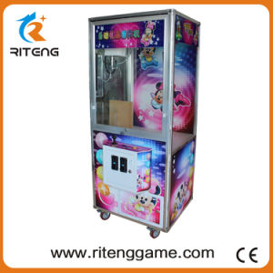 Colorful Toy Claw Crane Vending Game Machine for Amusement Park pictures & photos