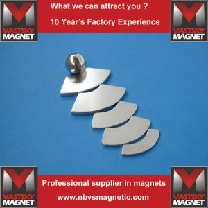 Permanent Magnet for Brushless DC Motor Drives and Controls Magnetic Bearings pictures & photos