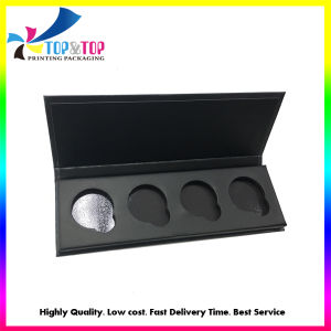 Full Black Color Printing Eyeshadow Palette Packaging Cosmetics Paper Gift Box pictures & photos
