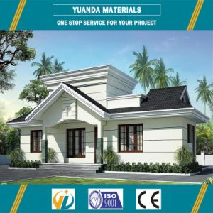 Easy Assemble Modern Design Low Cost Steel Structure Prefab Houses pictures & photos