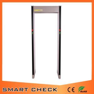 33 Zone Security Gate Security Metal Detector Gate pictures & photos