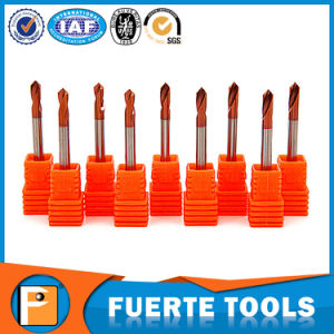 Collet Tungsten Carbide Drill for Steel Milling pictures & photos