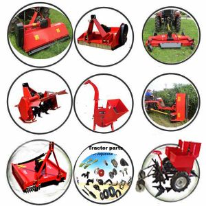Tractor Pto Driven Forest Wood Chipper (BX42) pictures & photos