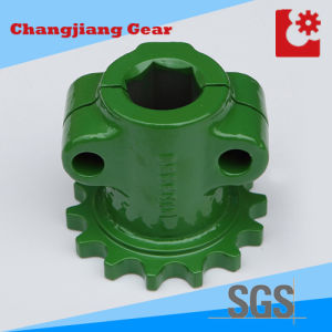 Spray The Green Plastic Flange pictures & photos