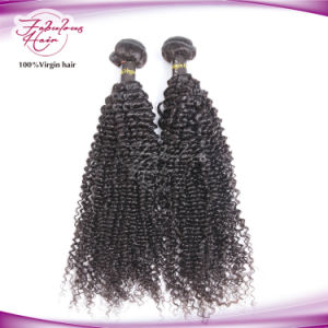 High Quality 8A Virgin Remy Human Hair for Kinky Curly pictures & photos
