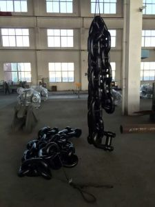 Anchor Chain Stainless Steel Heavy Duty G80 70 Anchor Chain pictures & photos