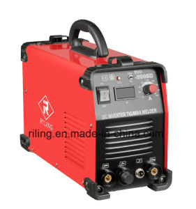Mosfet TIG Welding Machine (TIG-140PD/160PD/180PD/200PD) pictures & photos