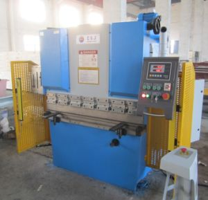 Hydraulic Press Brake (WC67Y) Made in China pictures & photos