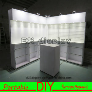 3*3*2.5m Customized Portable Eco-Friendly Similar Exhibition Booth for Trade Show with Slatwall Panels pictures & photos