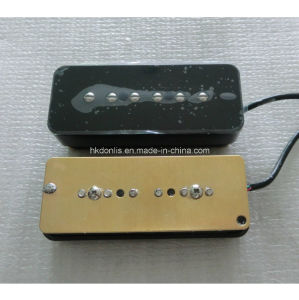 OEM Quality Double Coil Staked P90 Soap Bar Guitar Pickup pictures & photos