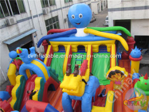 Inflatable Dragon Playground, Giant New Inflatable Playground for Sale pictures & photos