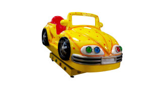 Indoor Family Racing Games 2 Players Racing Bumper Car for Small Business Swing Car pictures & photos