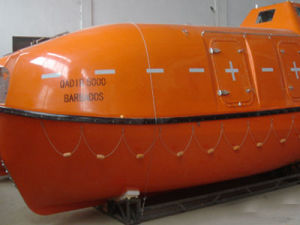Solas Approved Marine Free Fall Life Boat with Davit pictures & photos