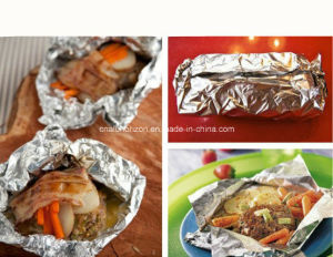 Large Aluminium Foil Food Grade Storage Containers pictures & photos