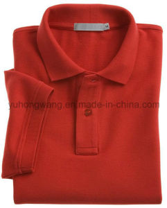 Cotton Adult Short Sleeve T-Shirt, Polo Shirt pictures & photos