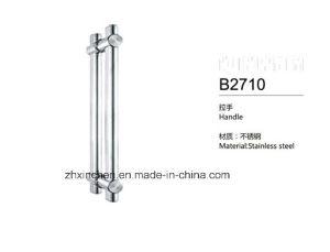 Xc-B2710 Furniture Hardware Bathroom Big Size Door Pull Handle pictures & photos