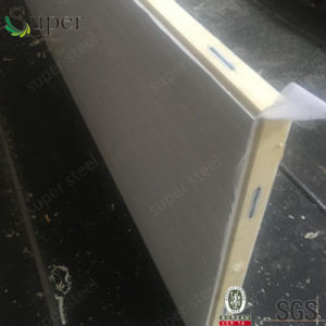 Stainless Steel PU Panel for Cold Room pictures & photos