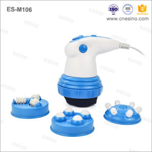 Handheld Anti-Cellulite Body Massager, Electronic Vibration Beauty Equipment Es-M106