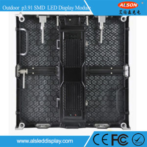 Outdoor P3.91 Full Color Rental LED Screen for Stage pictures & photos
