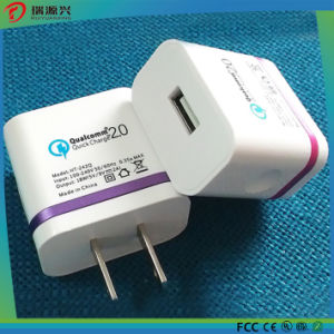 QC2.0 Mobile USB Charger Power Adaptor