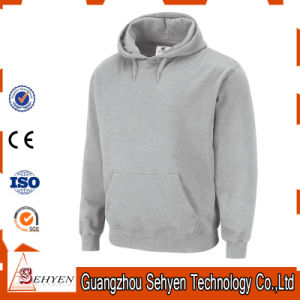 Fitness Men′s Clothing Custom Embroidered Gym Hoodie pictures & photos