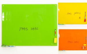 Dry Erase Interactive Magnetic Glass Memo Whiteboard with Ce, SGS, En71/72/73 pictures & photos