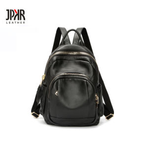 Al8936. Leather Backpack Ladies′ Handbag Designer Handbags Fashion Handbag Leather Handbags Women Bag