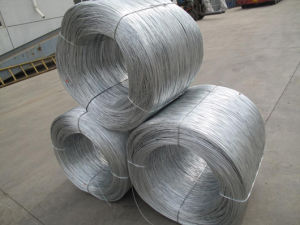 High Tensile Strength Galvanized High Carbon Steel Wire pictures & photos