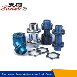 Chinese Manufacturer with High Rotate Speed Elastic Disc Coupling pictures & photos