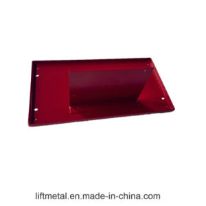 Customized Enclosure Metal Processing Stamping Parts (LFCR0010) pictures & photos