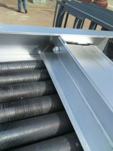 Aluminum Fin Tube Air Cooler/Cooling Equipment pictures & photos
