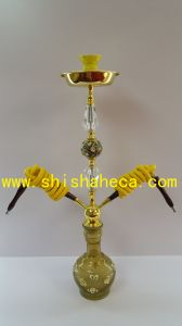 Wholesale Nargile Chicha Zinc Alloy Smoking Pipe Shisha Hookah pictures & photos