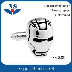 Wholesale 316L Stainless Steel Enamel Cufflinks pictures & photos