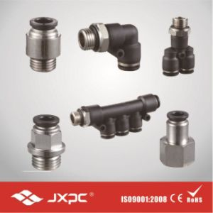 Jpc-G Pneumatic Tube Fittings pictures & photos